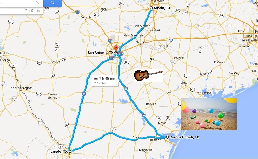 David Longoria South Texas Triangle Tour