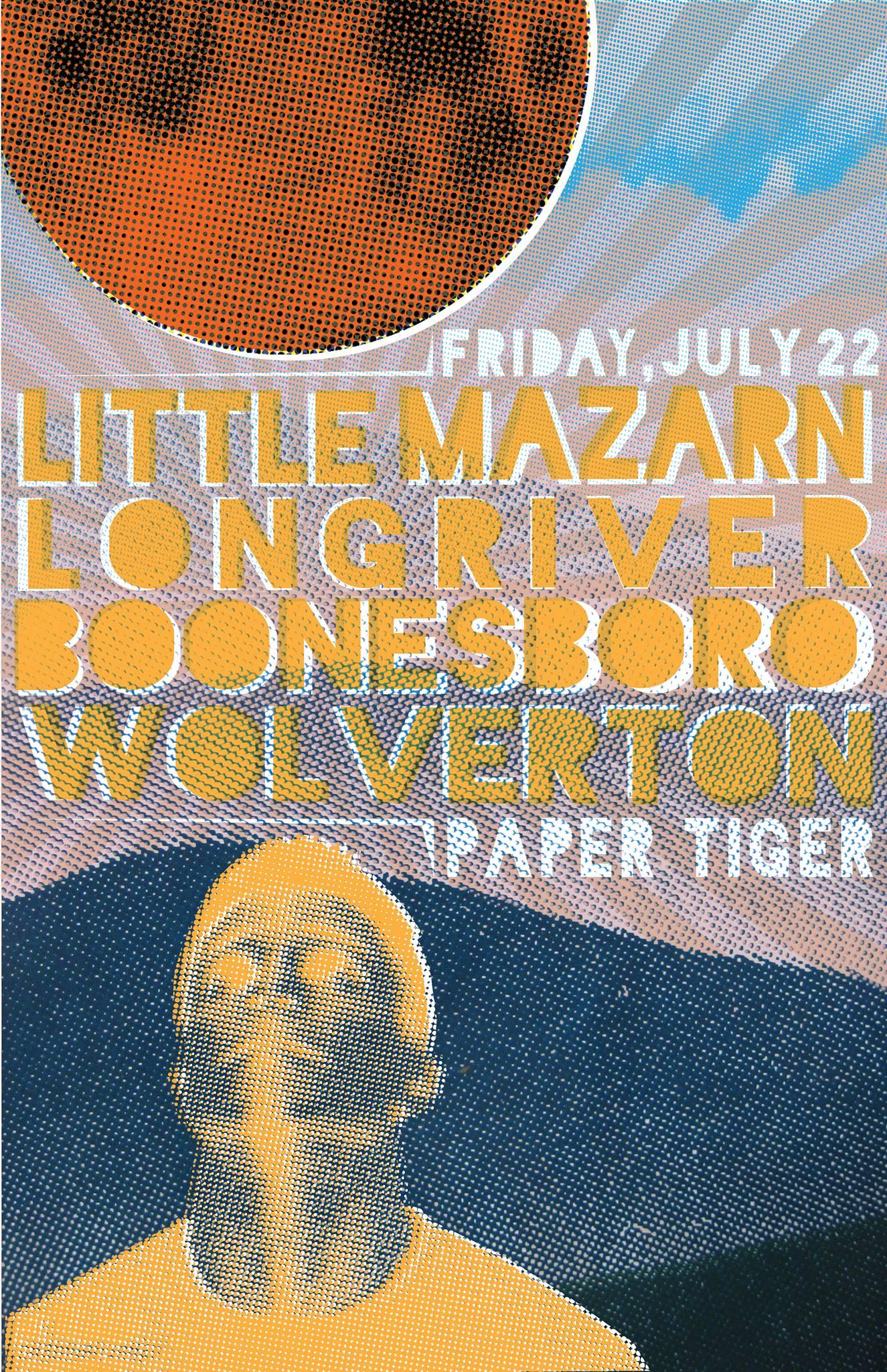 San Antonio Paper Tiger Show